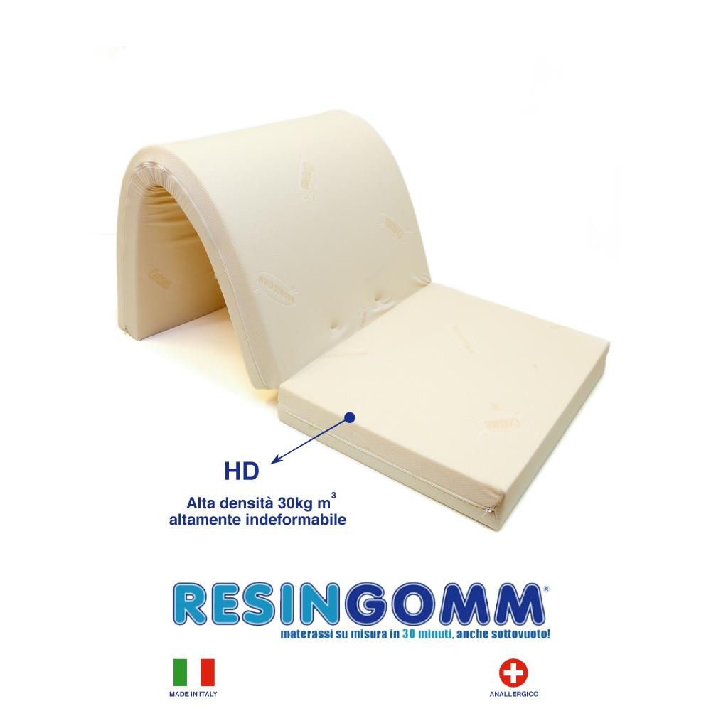 Materasso In Gommapiuma Prezzi.Materasso Per Divanoletto Prontoletto Resingomm Fabbrica